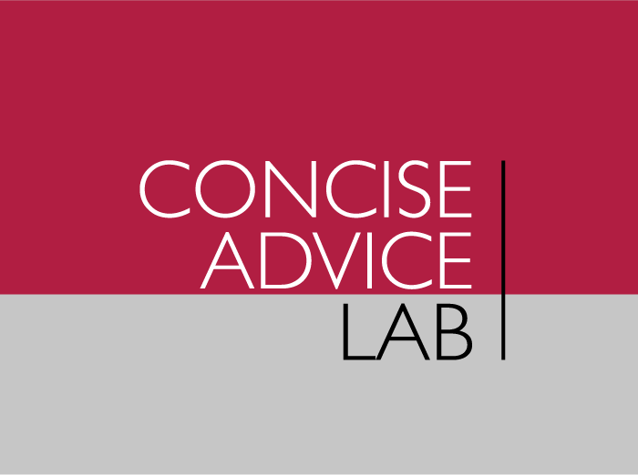 Concise Advice Series